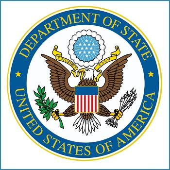 State Department - webpage logo